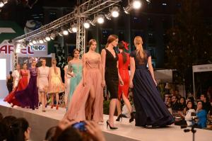 The Exhibition and Fashion Show of the Season powered by Ariel PODs