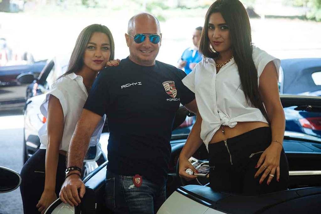 AUTO SHINE CAR SPA WELCOMES PORSCHE CLUB LEBANON