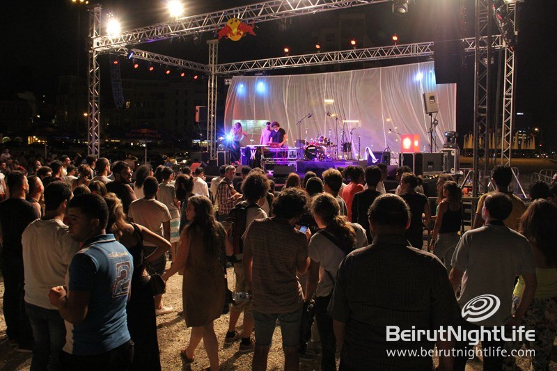 Fete de la Musique Echoes through Beirut