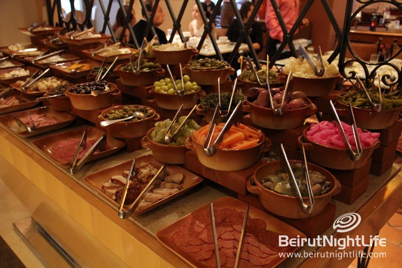 Sumptuous Iftars during the Holy month of Ramadan in Méditerranée & Burj Al Hamam at Mövenpick Hotel Beirut