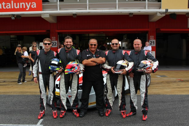 "Team ""Memac Ogilvy Duel Racing"""