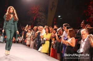 Italian Embassy Hosts Fashion Show