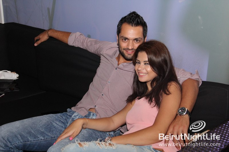 Summer Fun at Square Lounge at the Mövenpick Hotel Beirut