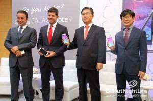 Samsung Galaxy Note 4 Press Conference