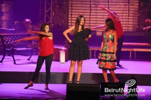 Bleeding Voices 2014 at Casino du Liban