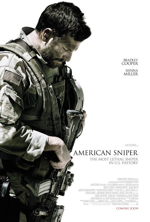"Win Free Tickets for ""American Sniper"" at VOX Cinemas"