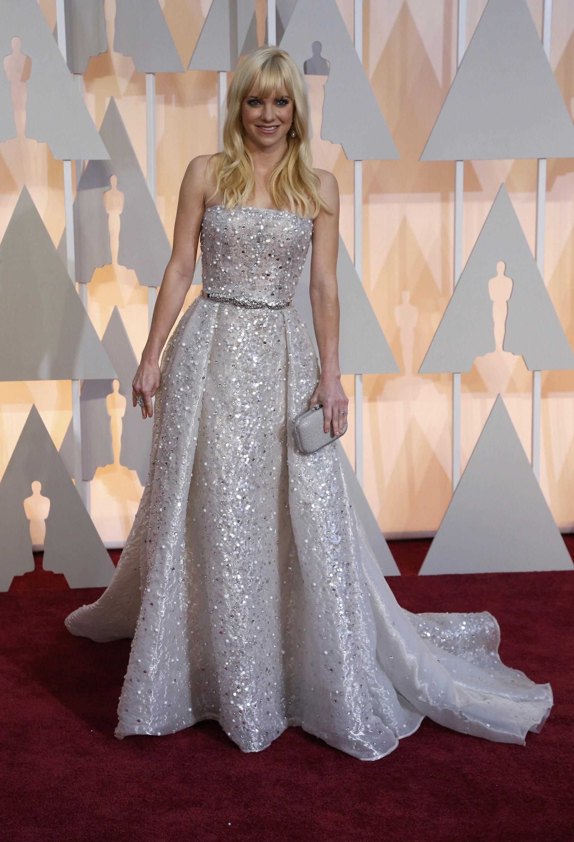 Lebanese Designer Gowns Dazzle At Oscars 2015 Bnl