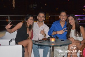 Opening Cherry on the Rooftop at Gray Hotel May 07,2015