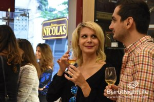 LAPHROAIG tasting at Etienne Nicolas June 03,2015