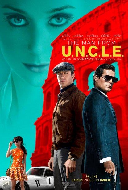 """Win Free Tickets for """"A Man From U.N.C.L.E"""" at VOX Cinemas"""