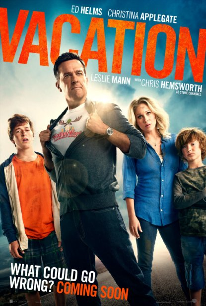 "Win Free Tickets for ""Vacation"" at VOX Cinemas"