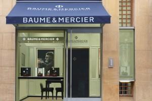 Baume & Mercier Opens its Newest Boutique at the Beirut Souks