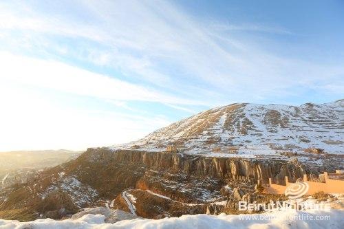 Ride to Faraya & Kfardebian