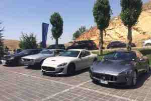 The Maserati Club of Lebanon launches a series of electrifying drives this summer season
