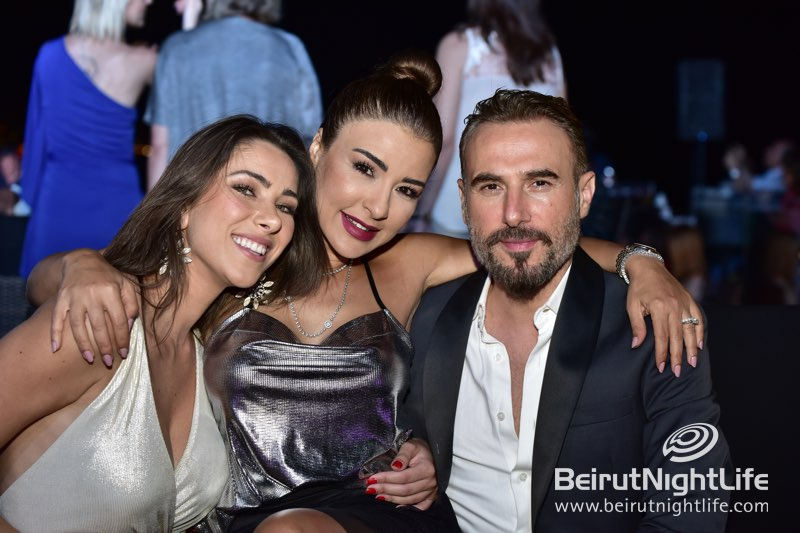 Anniversary of Walid and Joelle Bou Younis at Square Rooftop Bar