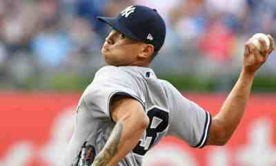 Loaisiga Roster 28 Yankees