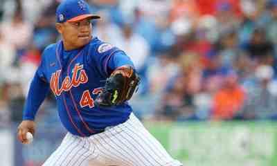 Erasmo Ramirez Mets