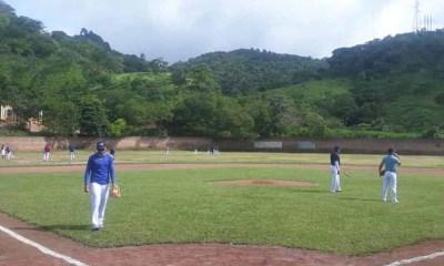 Estadio Beisbol Yalaguina Pomares U23