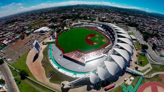 Resultado de imagen para sedes del clasico mundial de beisbol 2017