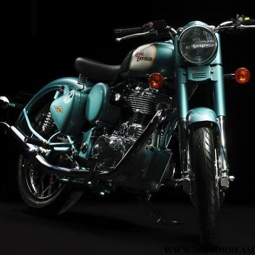 Royal Enfield – Bullet classic 500cc