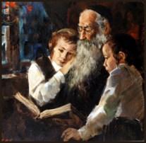 RABBI-READING