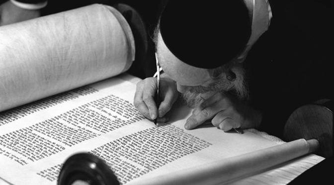 Studying the Torah in the original Hebrew #1 and #2 and #3