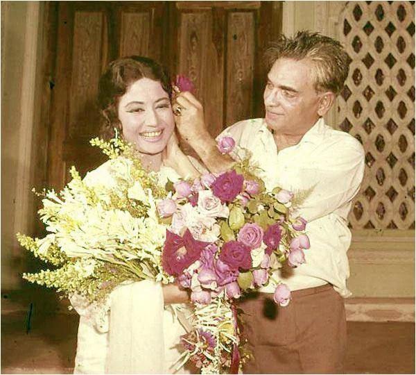 Meena Kumari & Kamaal Amrohi