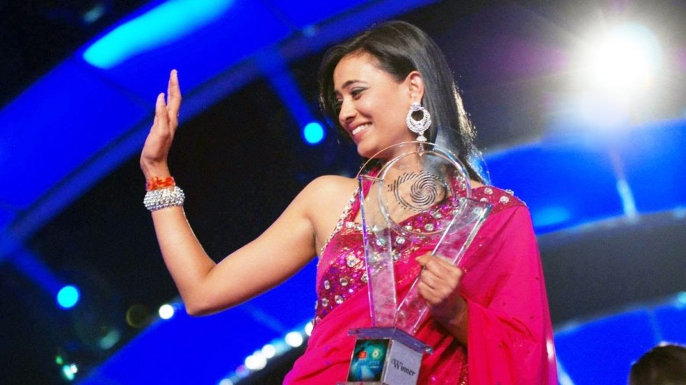 Big Boss Season 4 winner - Shweta Tiwari