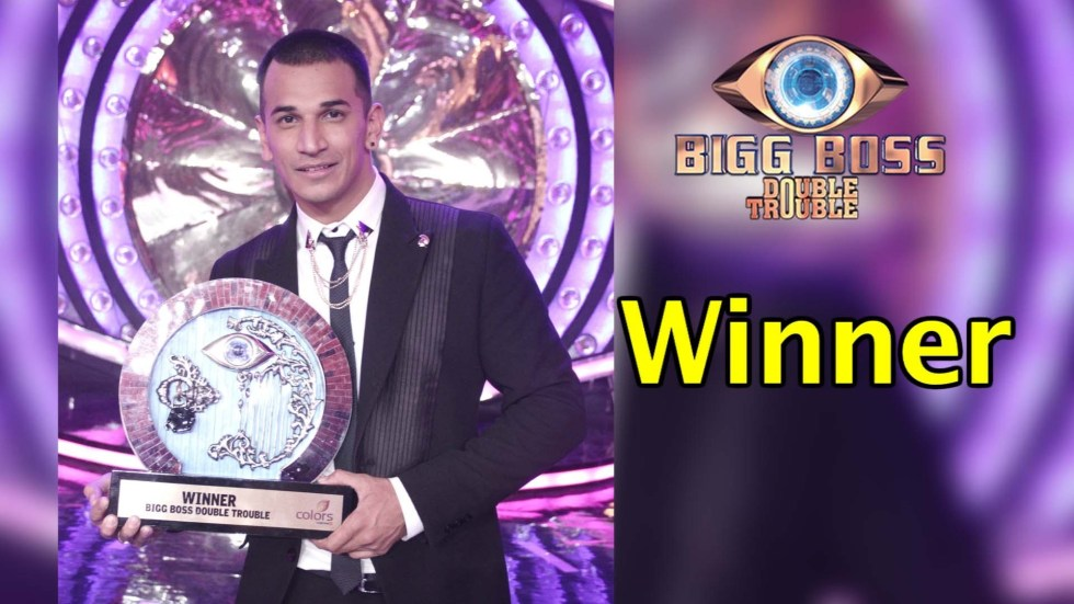 Big Boss Season 9 winner - Prince Narula
