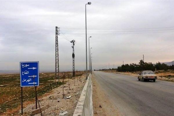 محاولة سلب على الطريق الدولية بعلبك حمص