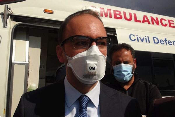 المحافظ خضر يدق ناقوس الخطر ويطلق حملة جديدة لتلقي اللقاح