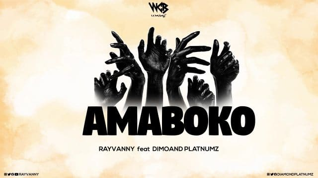 AUDIO: Rayvanny Ft Diamond Platnumz – Amaboko