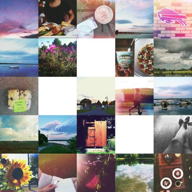 Best Weekend Collage