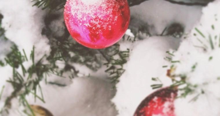 Non-News Flash : A Christmas Bucket List Update