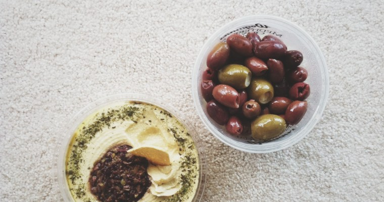 All of the olives