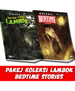 SALE : Pakej Bedtime Stories LAMBOK