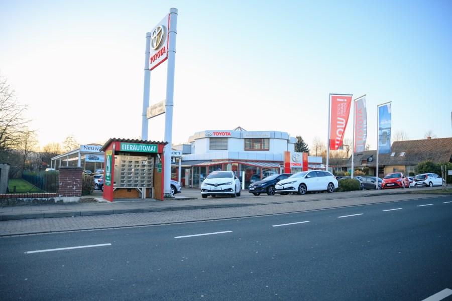 Automat Autohaus Nobbe