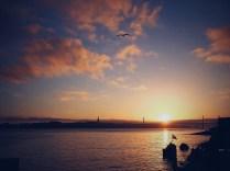 Sunset Photo copyright Rebecca Lau