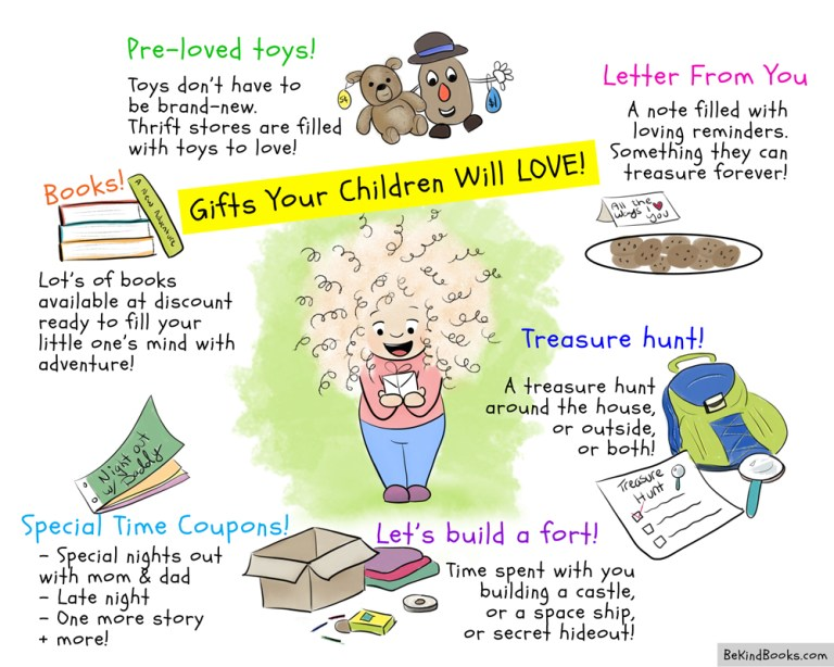 How to Keep Gift Giving Simple