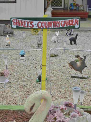 Shirls Country Garden Snowtown South Australia