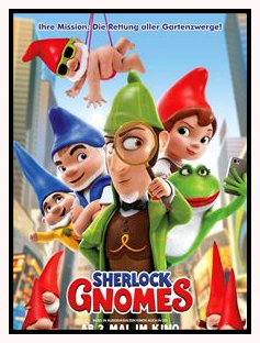 be kitschig blog Sherlock Gnomes