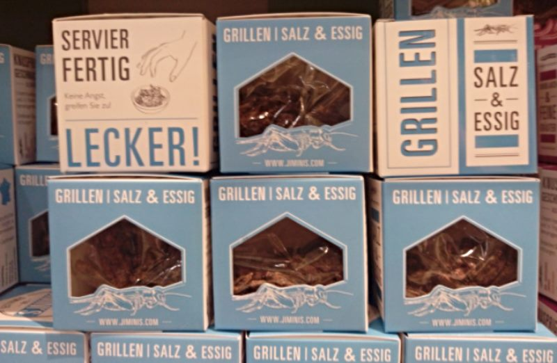Grillen cricket food trend be kitschig blog