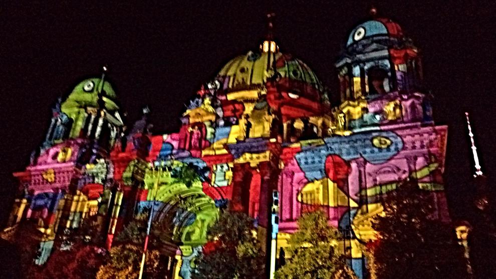 Festival of Lights Berlin erleuchtet - 10 Photo Lessons - be kitschig blog Berlin