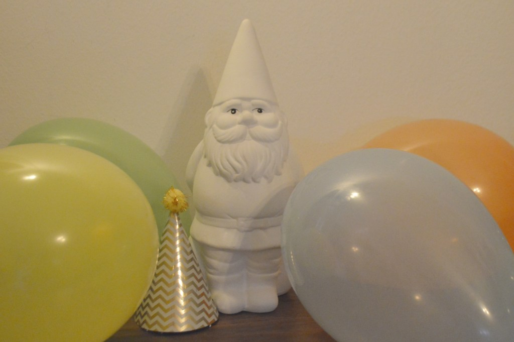 Happy Gnome Year - Neuer Gartenzwerg be kitschig blog berlin