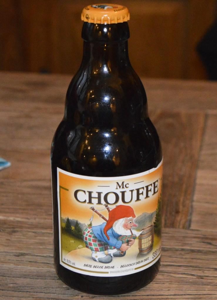 La Chouffe Belgian Beer made by garden gnome Marcel be kitschig blog