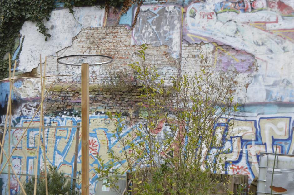 be kitschig blog Berlin  old grafitti Antwerp Belgium