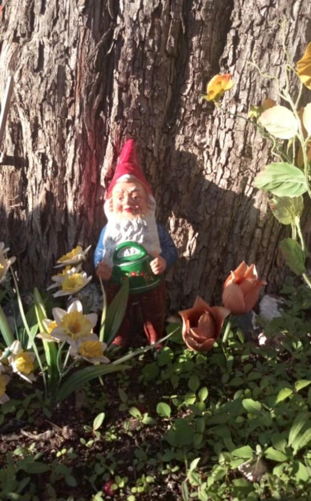 Retro Gartenzwerg be kitschig blog No GDR Garden Gnome