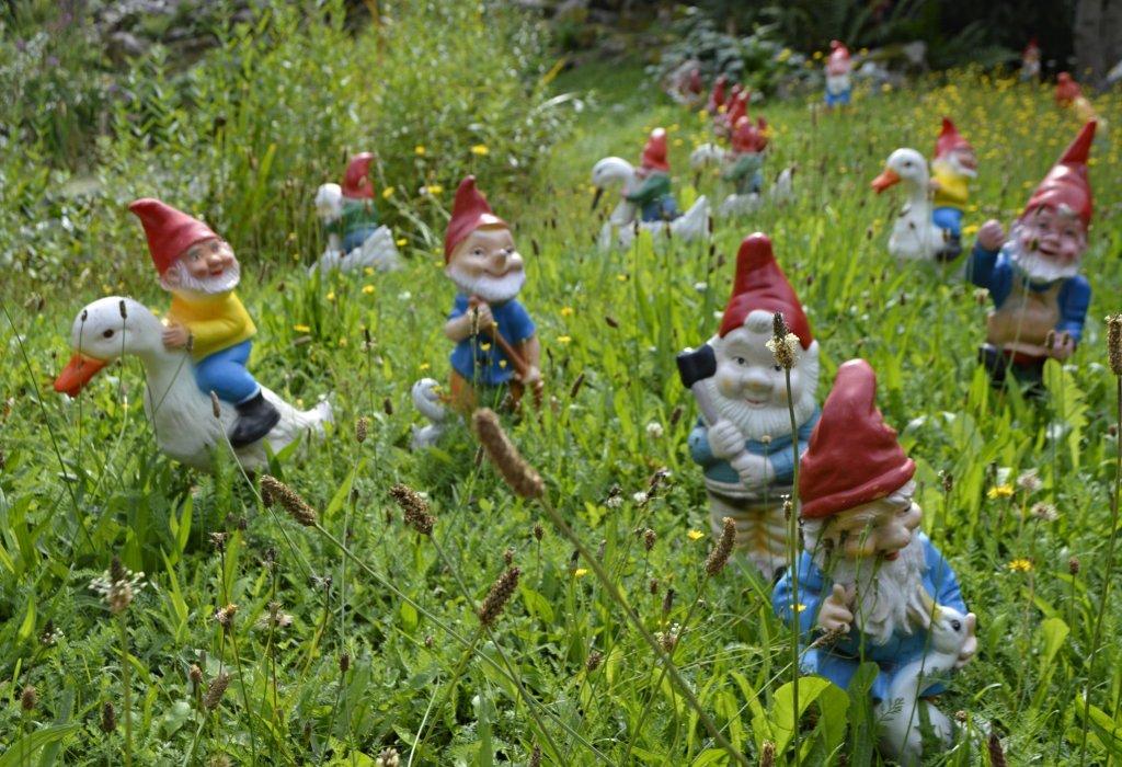 Zwergen Park Trusetal Brotterode Thüringen bekitschig.blog Gartenzweg Kitsch Reisen