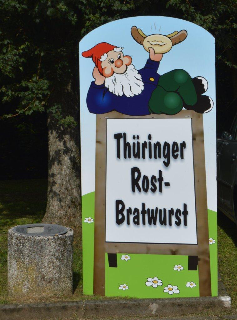Garden Gnome Park Trusetal Thuringia travel kitschy bekitschig.blog Thüringer Rostbratwurst