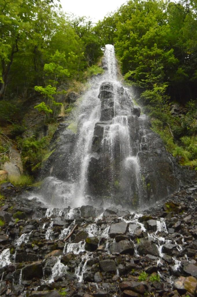 Wasserfall Trusetal Waterfall bekitschig.blog